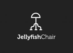 Diseño logotipo silla medusa