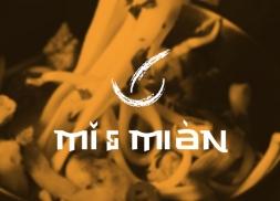 Diseño logotipo para restaurante de comida asiática