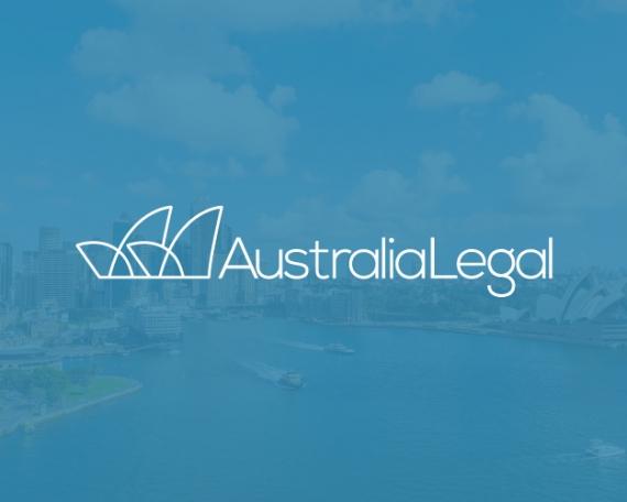 Diseño logotipo inmigración Australia