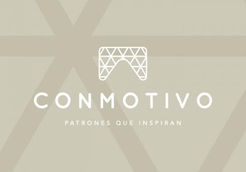 diseño logo diseñadora de motivos y patrones decorativos