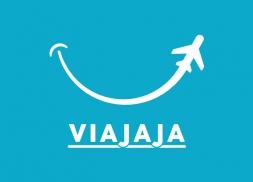 Diseño logotipo para agencia de viajes
