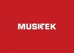 Diseño de logotipo para web de hilo musical y vídeos corporativos