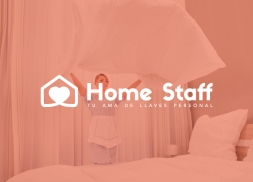 Diseño logotipo servicio doméstico