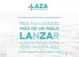 Diseño campaña mail marketing lanzamiento farmacia online