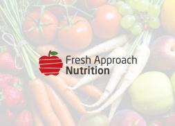 Diseño de logotipo para coach nutricional