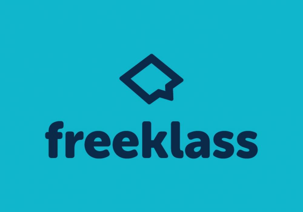 Diseño de logo e identidad corporativa para escuela cursos gratuitos