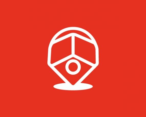 Diseño de logotipo para empresa de gestión inmobiliaria