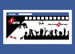 Diseño de redes sociales para portal de cines