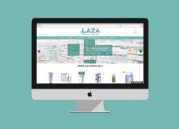 Diseño tienda farmacia online