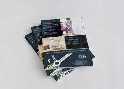 Diseño de campaña de publicidad para revista