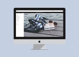 Diseño web de tienda online de bolsos
