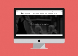 Diseño web despacho abogados en Málaga