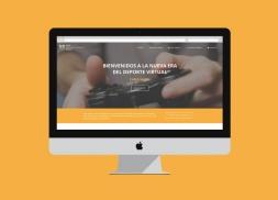 Diseño web para asociación de videojuegos