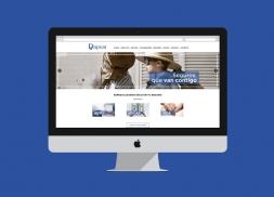 Diseño web wordpress para correduría de seguros