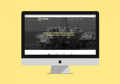 Diseño web ingeniería protección catódica