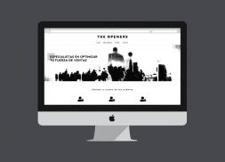 Diseño de web para consultoría de venta