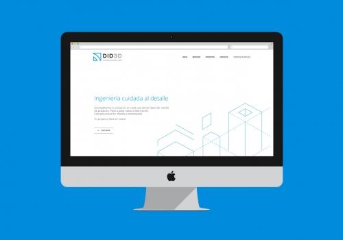 Diseño web delineación, ingeniería y diseño