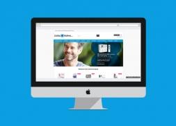 Desarrollo tienda parafarmacia online