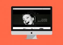 Diseño web clínica dental