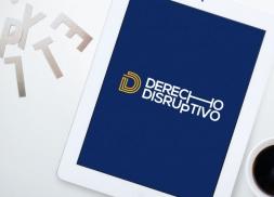 Diseño logo blog TIC para abogados