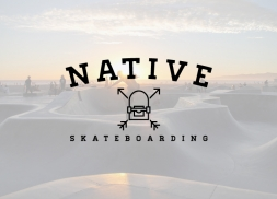 Diseño de logotipo para marca de ropa skate