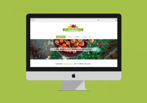 tienda online de frutas y verduras La Vera, Cáceres