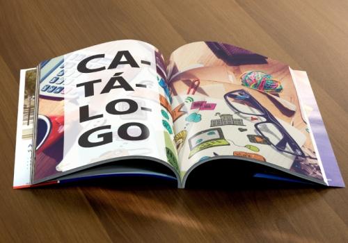 Dossier para empresa dedicada a la distribución de material de oficina