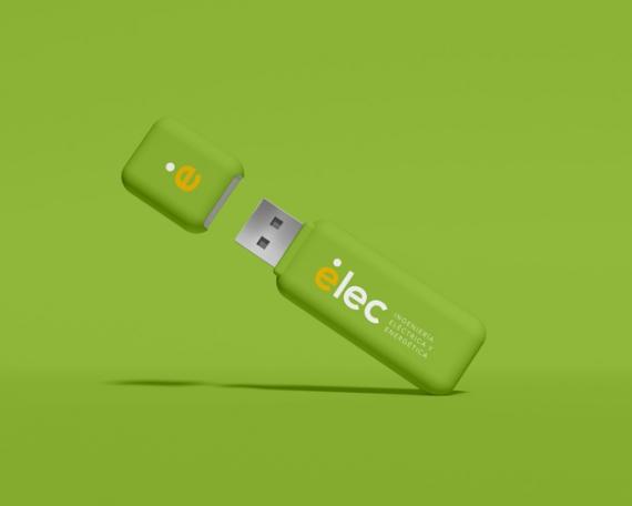 Diseño de logotipo sector eléctrico y energético