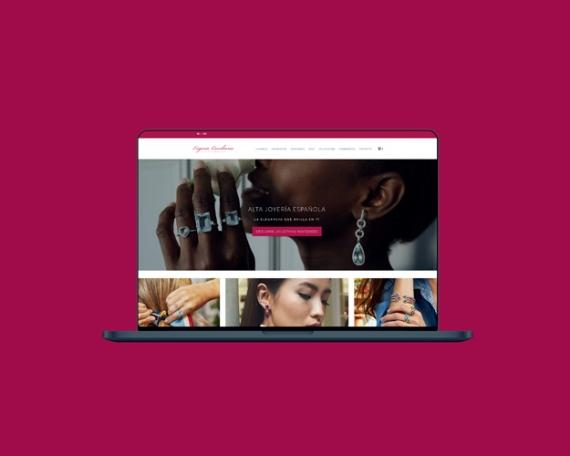Tienda online de alta joyería española