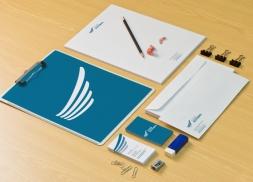 Diseño de identidad corporativa para consultoría