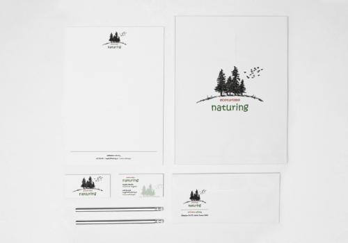 Identidad corporativa ecoturismo