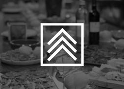 Diseño logo crítica gastronómica
