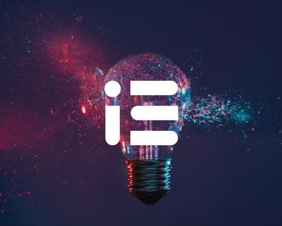 Diseño logotipo inventos eureka