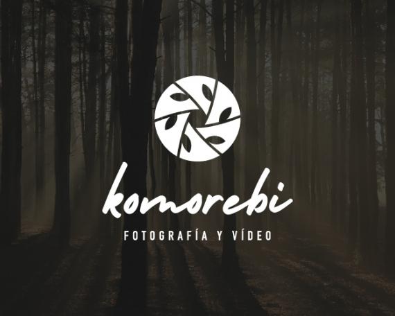 Logotipo para estudio de fotografía y vídeo