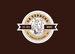 Diseño de logotipo para cerveza artesana