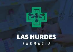 Diseño logotipo para farmacia