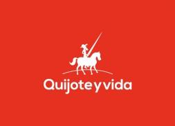 Diseño logo Don Quijote de la Mancha