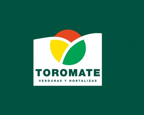 Diseño de logotipo para empresa de exportación e importación de hortalizas