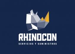 Diseño de logo rinoceronte