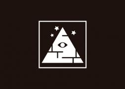 Diseño de logo sesión techno en Madrid