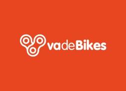 Diseño logo programa tv de bicicletas