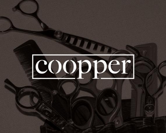 Diseño de logotipo para centro de peluquería y estética