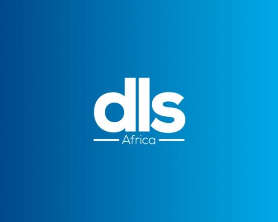 Diseño de logotipo para empresa de comunicación en África