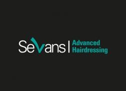 Logotipo para empresa dedicada a productos para peluquerías