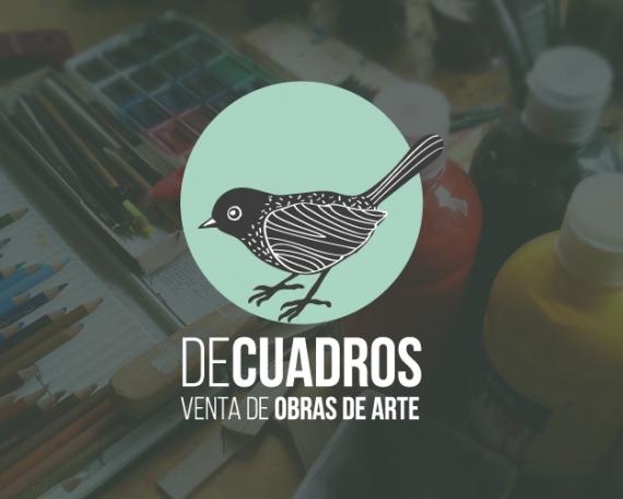 Diseño de logotipo para galería de Arte