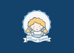 Diseño de marca para tienda de ropa de bebe