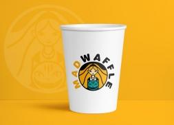 Rediseño logo waffle