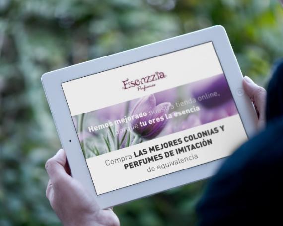 Campañas de mail marketing para tienda de perfumes de imitación