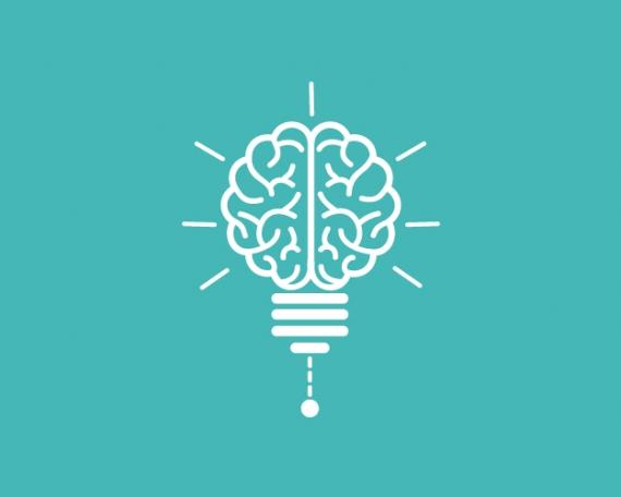 Diseño de logotipo para centro sanitario de psicología