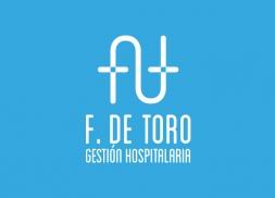 Diseño de logotipo para empresa de gestión hospitalaria